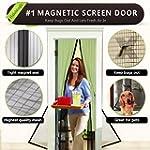 Magnetic Screen Door Mesh Curtain - K...