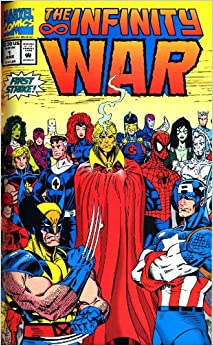 Infinity War (Marvel Comics) by Jim Starlin and Ron Lim