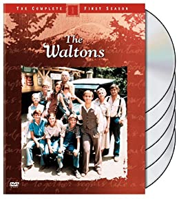 Waltons The The Complete First Season from Warner Home Video