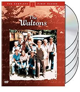 The Waltons: The Complete First Season (Sous-titres français) [Import]