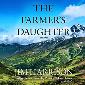 The Farmer's Daughter Audiobook