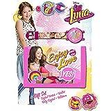 Set portefeuille et montre numérique disney soy Luna coffret porte-monnaie