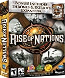 Rise of Nation, including Thrones & Patriots Expansion Pack