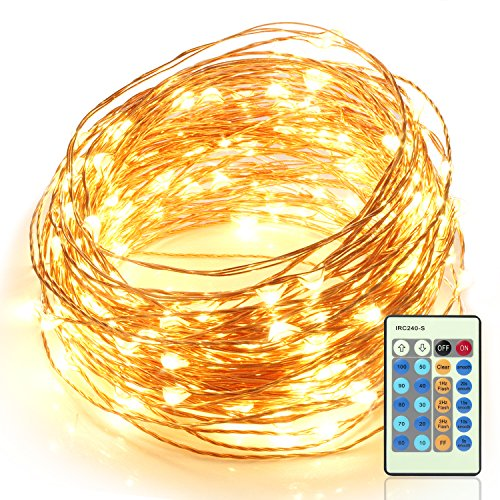 Moobibear LED Starry String Lights, Copper Wire Starry String - Import It All