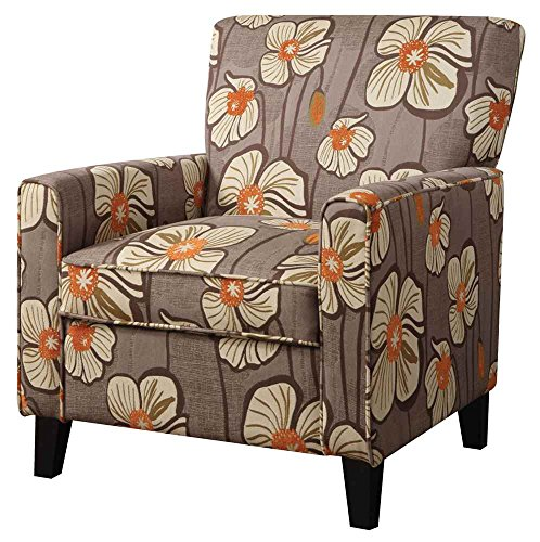 Wildon Home Arm Chair  sc 1 st  Gludo & Coaster Home Furnishings 900210 Accent Chair and Ottoman in Vintage ...