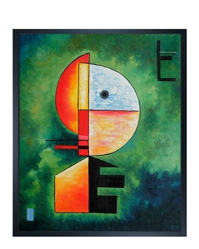 Kandinsky Upwards Reproduction Oil Painting