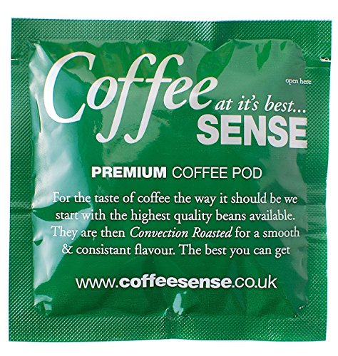 Shop for Coffee Sense Italian Espresso ESE Coffee Pods 44mm-50 by Coffee Sense