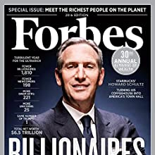 Forbes, March 21, 2016 Periodical by  Forbes Narrated by Daniel May