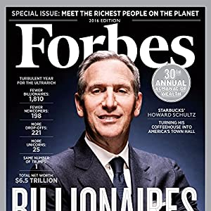Forbes, March 21, 2016 Periodical
