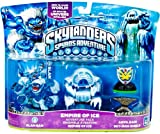 echange, troc Figurine Skylanders: Spyro's adventure - Slam Bam + Empire of Ice + Shield + Anvil