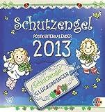 Schutzengel 2013 Postkartenkalender