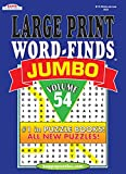 Jumbo Large Print Word Find Puzzle Book-Vol.54