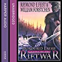 Honoured Enemy: Legends of the Riftwar, Book 1 (       UNABRIDGED) by Raymond E. Feist, William Forstchen Narrated by Matt Bates