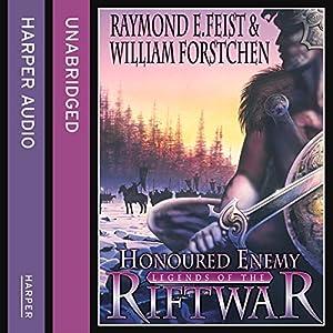 Honoured Enemy Audiobook