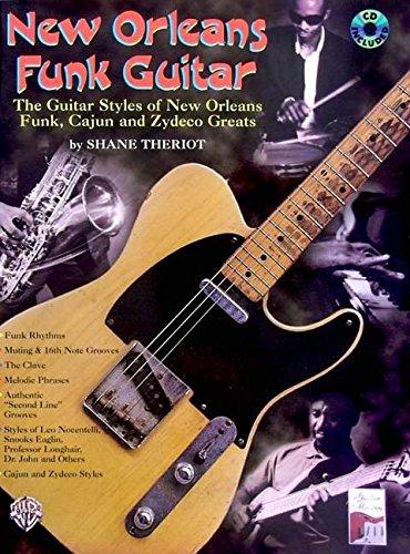 New Orleans Funk Guitar (Guitar Masters)
