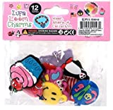 Zupa Loom 12 Charms Per Pack Styles Will Vary