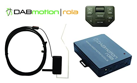 DABmotion Rola 1002 Interface DAB