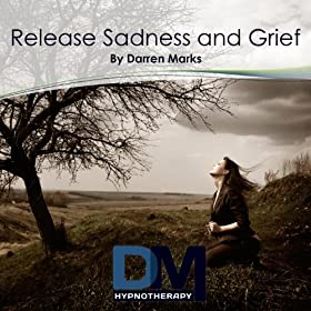 Release Sadness & Grief Hypnosis Meditation (Without Wake Up)