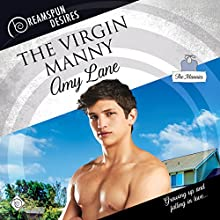 The Virgin Manny: Dreamspun Desires, Book 25 Audiobook by Amy Lane Narrated by John Solo