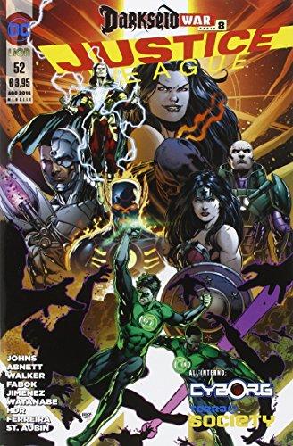 Justice league: 52