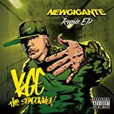 KGE the shadowmen / NEWGIGANTE REMIX EP