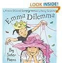 Emma Dilemma: Big Sister Poems (This book won the Claudia Lewis Award)