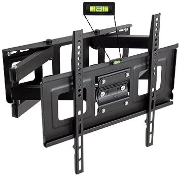 tectake tv wandhalterung f r flachbildschirme neigbar us9. Black Bedroom Furniture Sets. Home Design Ideas