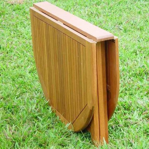 Garden Velino Folding Table / Outdoor Patio Furniture