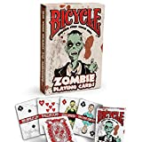 Bicycle Zombies Playing Cards