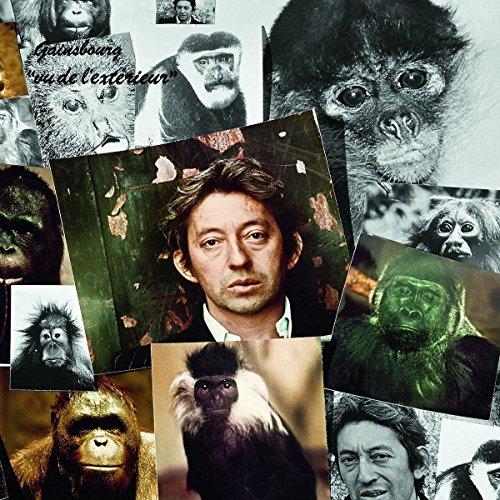 Vinilo : Serge Gainsbourg - Vu De L'Exterieur (Gatefold LP Jacket, France - Import, 2 Disc)