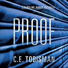 Proof Audiobook by C. E. Tobisman Narrated by Carly Robins
