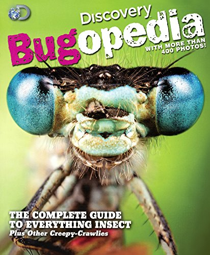 Discovery Bugopedia: The Complete Guide to Everything Bugs, Insects, and Other Creepy Crawlies