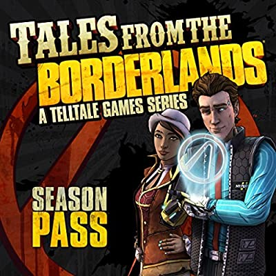 Tales From The Borderlands - Season Pass - PS3 [Digital Code]