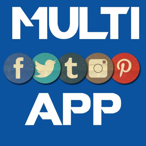 Multi Social App