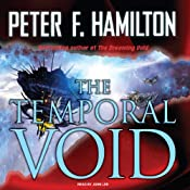 The Temporal Void: Void Trilogy, Book 2 | Peter F. Hamilton