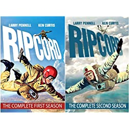 Ripcord: The Complete Series (Seasons 1 & 2) - 10 DVD Collector's Edition