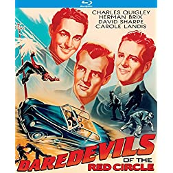 Daredevils of the Red Circle [Blu-ray]