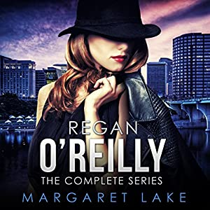 Regan O'Reilly, Private Investigator (Boxed Set): The Complete Series Audiobook