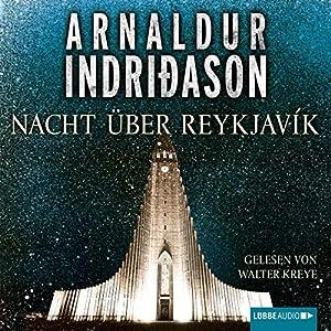 Nacht über Reykjavík Audiobook
