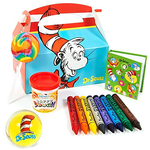 Dr. Seuss Filled Party Favor Box - 1