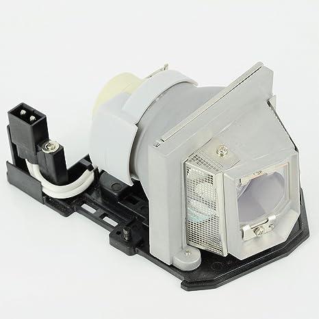 haiwo CHSP8CS01GC01/LMP133de haute qualité Ampoule de projecteur de remplacement compatible avec boîtier pour projecteur Sanyo PDG-DSU30.