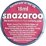 Fuchsia Pink 18ml Snazaroo Face Paint Tub