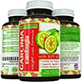 Pure 82% HCA Garcinia Cambogia Extract, #1 Premium Formula for Weight Loss & Appetite Suppression - Highest Grade, Best Premium Quality - Calcium Free - Guaranted By California Products