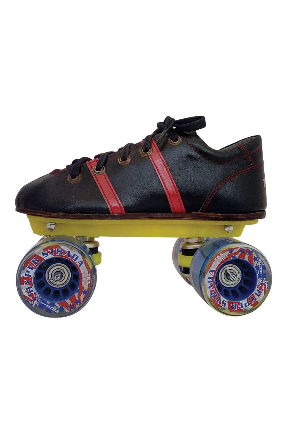 Roller skating shoes in chennai - Buy Rollar Skate With Hyper Strada Blue Wheels For Kids Size Uk 7 Online At Low Prices In India Amazon In