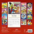 Official The Simpsons 2016 Square Wall Calendar
