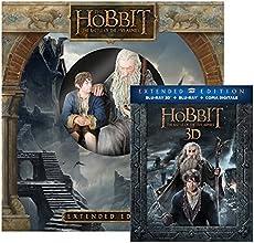 Lo Hobbit - La Battaglia delle Cinque Armate (Extended Edition Esclusiva Amazon) (5 Blu-ray + Blu-Ray 3D + Statuetta)