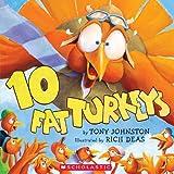 10 Fat Turkeys (1417690607) by Tony Johnston