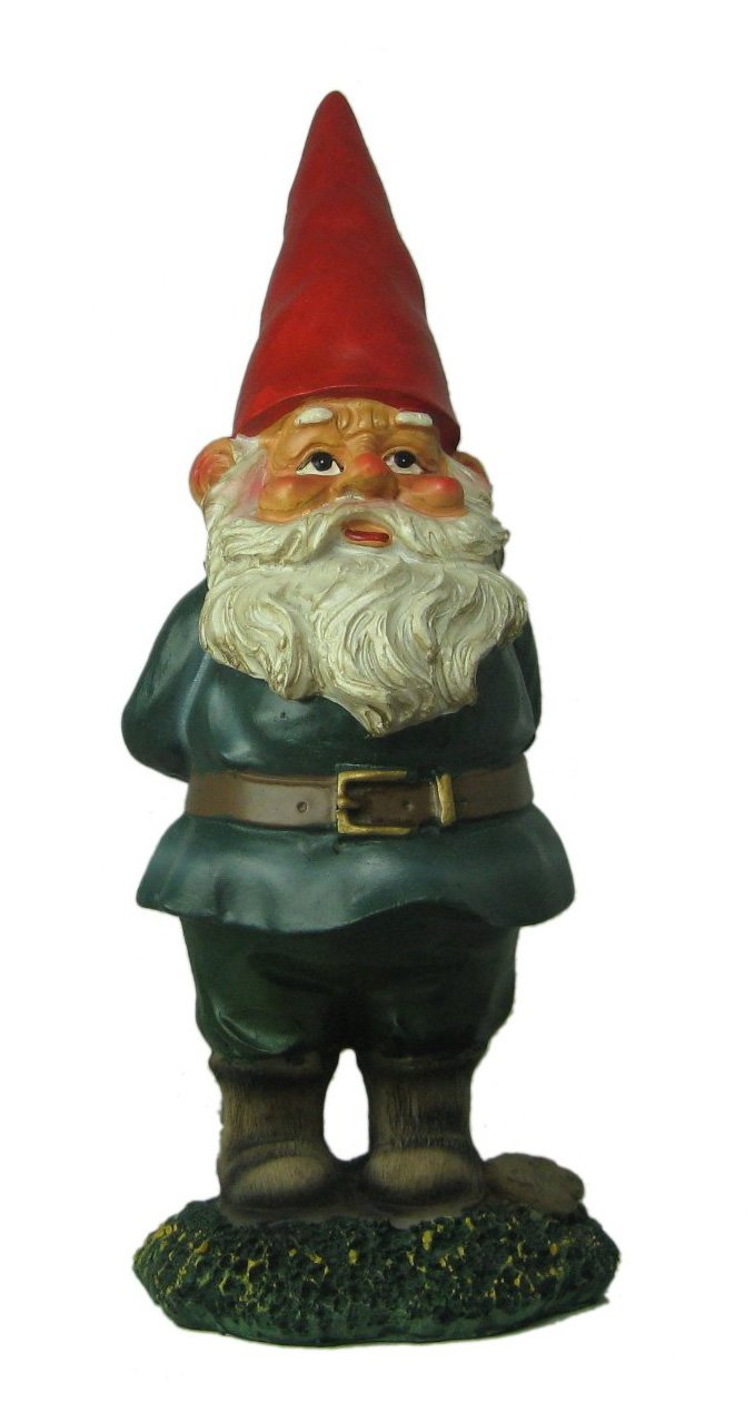 47 garden gnomes the unique way to present