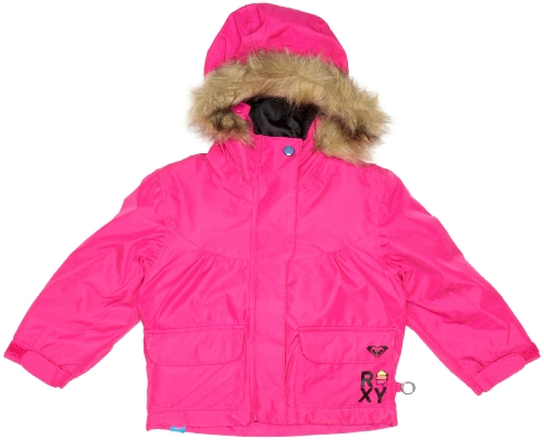 Roxy Kirikoo Double Breasted Girl's Jacket