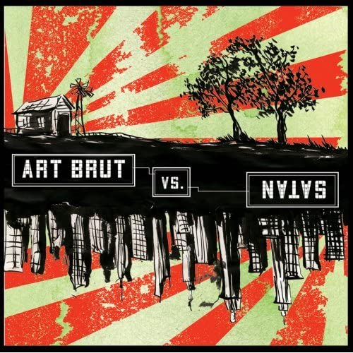61iZ2XztB7L. SS500  Art Brut   Art Brut vs. Satan Album Review